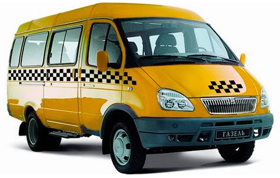 ГАЗ-322132 (ГАЗель) маршрутное такси