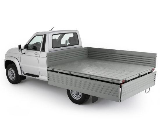 бортовой УАЗ Патриот Cargo