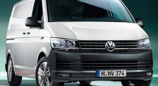 Volkswagen Transporter T6 Kasten на IronHorse.ru ©