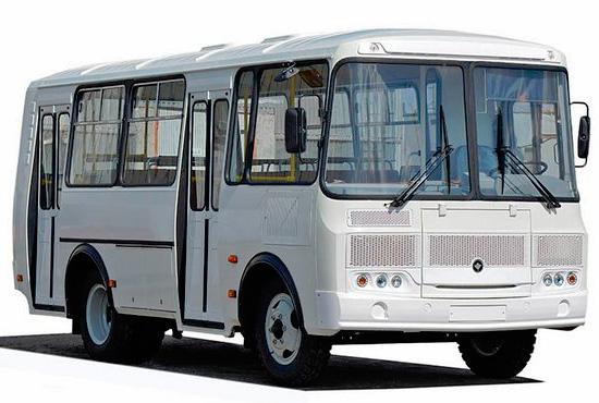 ПАЗ-3206 2015 модельного года