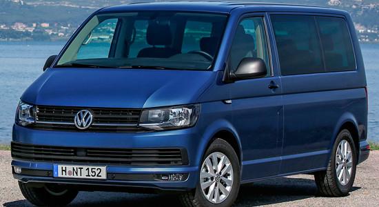 Volkswagen Transporter T6 (Kombi/Doka) на IronHorse.ru ©