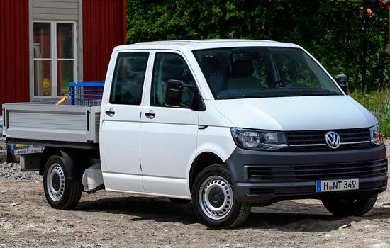 бортовой грузовик Volkswagen Transporter T6 Pritsche