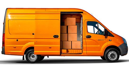 грузовой фургон ГАЗель-Next