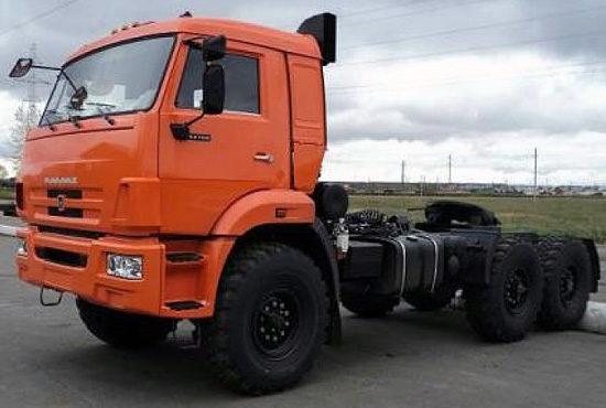 КамАЗ-44108 (обновленный)