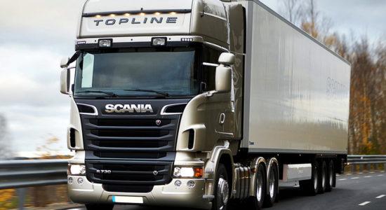 Scania R730 (тягач 6x4) на IronHorse.ru ©