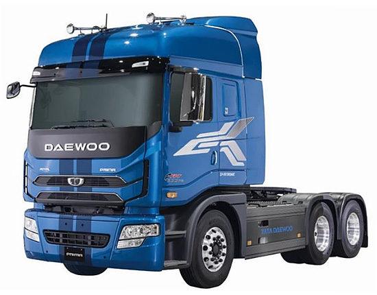 Daewoo Ultra Prima Tractor
