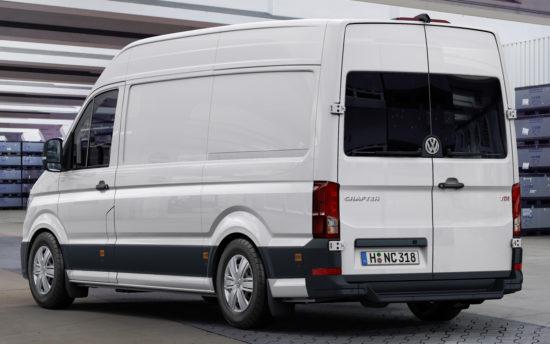 Volkswagen Crafter 2 Van