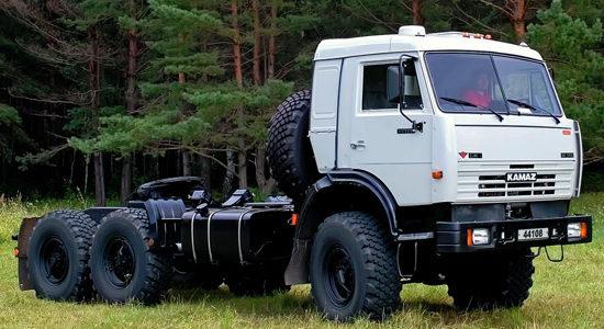 КамАЗ-44108 (дореформенный) на IronHorse.ru ©