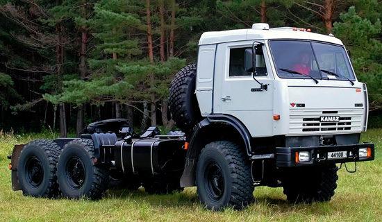 КамАЗ-44108 (дореформенный)