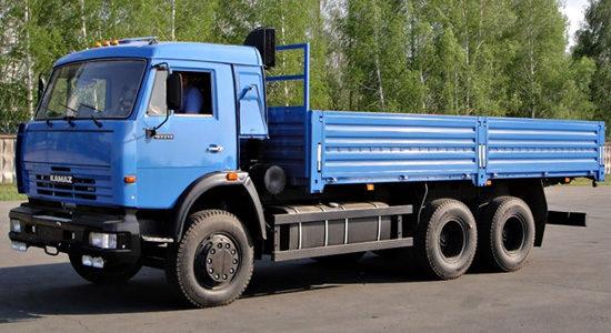 бортовой тягач КамАЗ-53212
