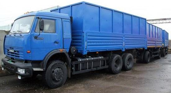 КамАЗ-53215 (зерновоз)