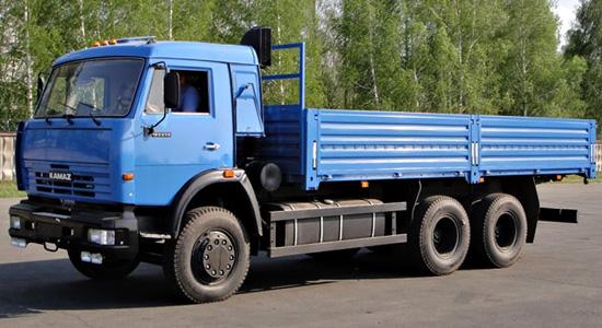 КамАЗ-53215 на IronHorse.ru ©