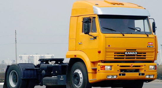 КамАЗ-5460 (дореформенный) на IronHorse.ru ©