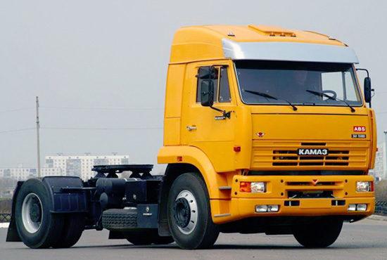 КамАЗ-5460 (2003-2009)