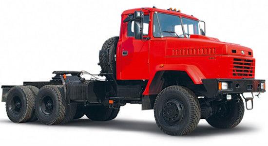 КрАЗ-6443 (Докер)