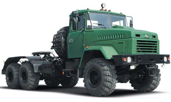 КрАЗ-6446 (тип 1)