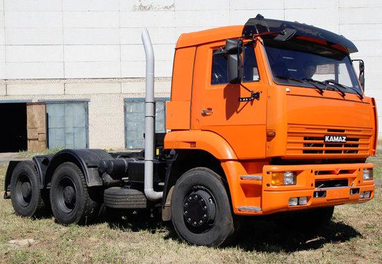 КамАЗ-6460 (дореформенный)