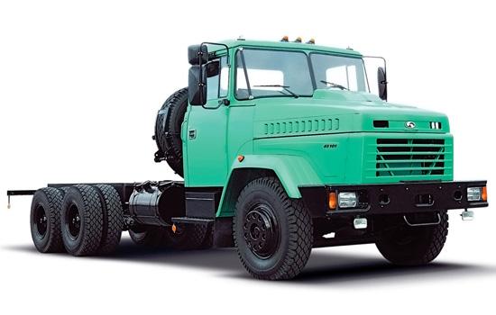 КрАЗ-65101 шасси