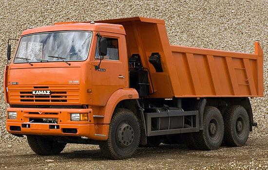 КамАЗ-6520-61 (самосвал)