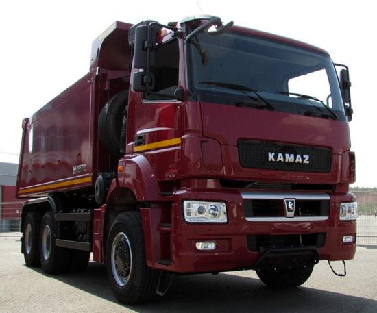 КамАЗ-6520 Люкс