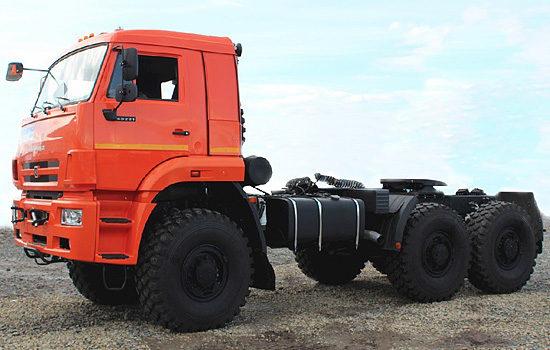 КамАЗ-65221 (обновленный)