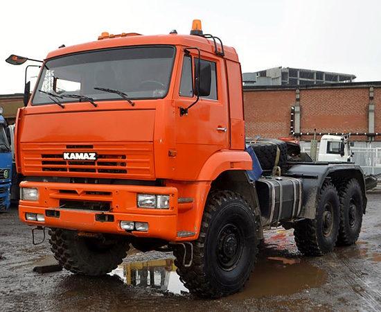КамАЗ-65221 (дореформенный)