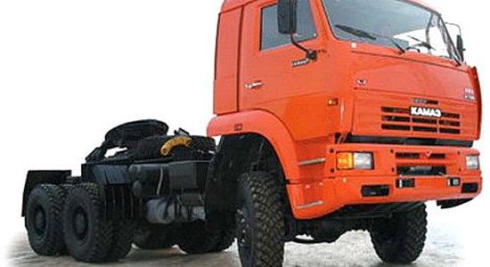 КамАЗ-65225-43 на IronHorse.ru ©