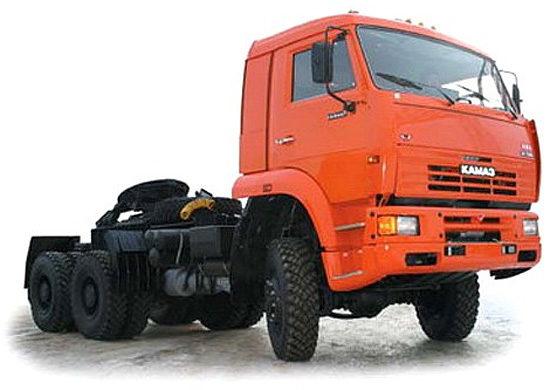 КамАЗ-65225-43