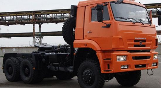 КамАЗ-65225 (седельный) на IronHorse.ru ©