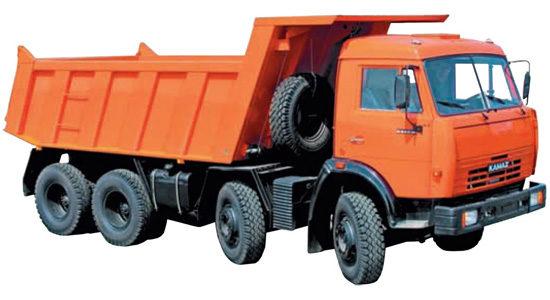КамАЗ-6540 (дореформенный)