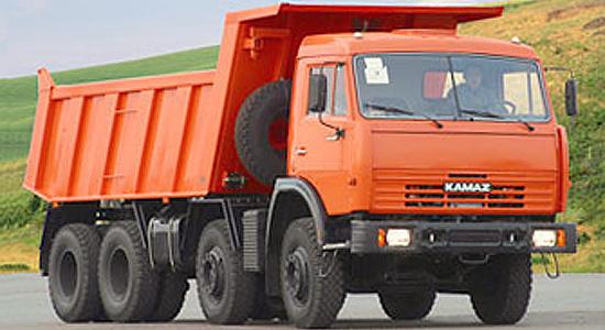 КамАЗ-6540 самосвал (дореформенный) на IronHorse.ru ©