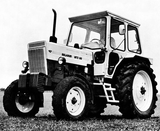 БЕЛАРУС МТЗ-80 (1974)