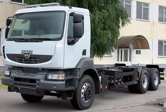 КрАЗ H22.2RX