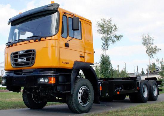 КрАЗ H23.2M