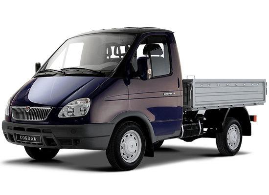 Соболь ГАЗ-2310 (2004-2010)