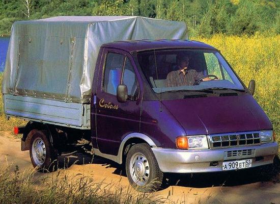 Соболь ГАЗ-2310 (1998-2003)