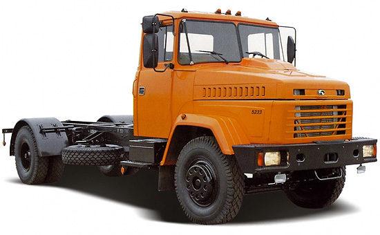 КрАЗ-5233H2