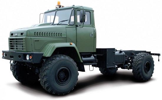 КрАЗ-5233HE (тип 1)