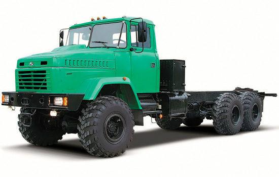 КрАЗ-6322 (шасси)