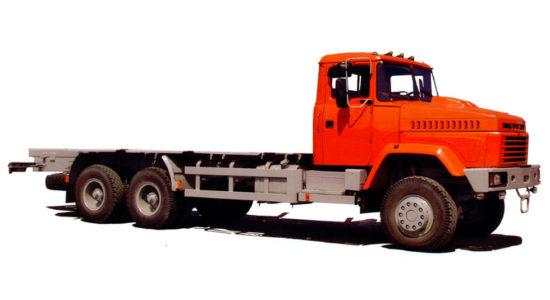 КрАЗ-63221 (тип 2) на IronHorse.ru ©