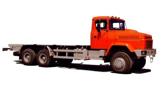 КрАЗ-63221 (тип 2)