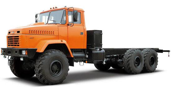 КрАЗ-63221 (тип 3)