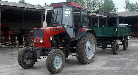ЮМЗ-8040.2(М) на IronHorse.ru ©