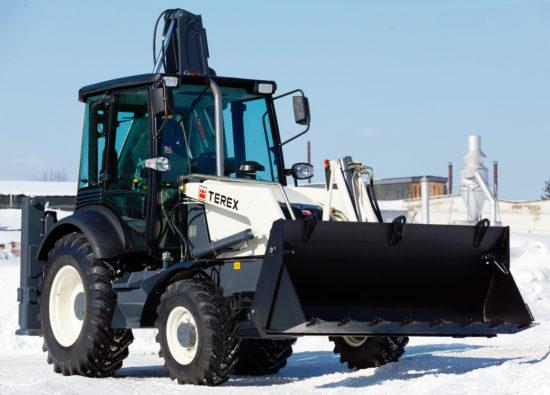 Terex TLB 825