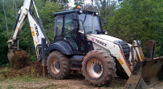 Terex 970 Elite на IronHorse.ru ©