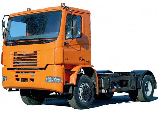 КрАЗ H12.2