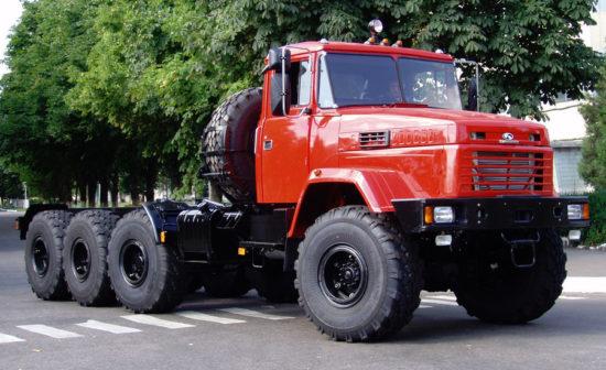 КрАЗ-7140Н6 (H30.1E)