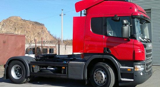 Scania P360 (тягач 4x2) на IronHorse.ru ©