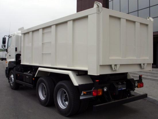HINO 700 самосвал (FS)