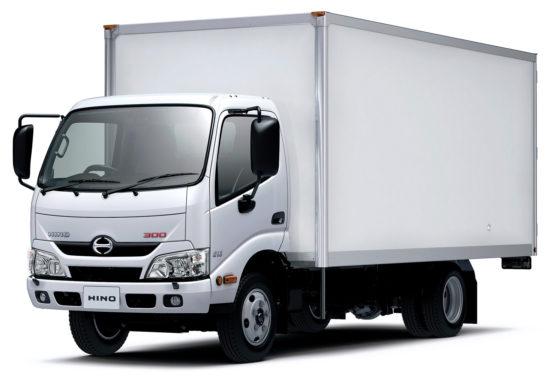 HINO 300 3.5 тонный